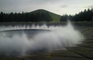 モエレ噴水